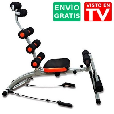 Banco de Abdominales Wonder 6x Bench