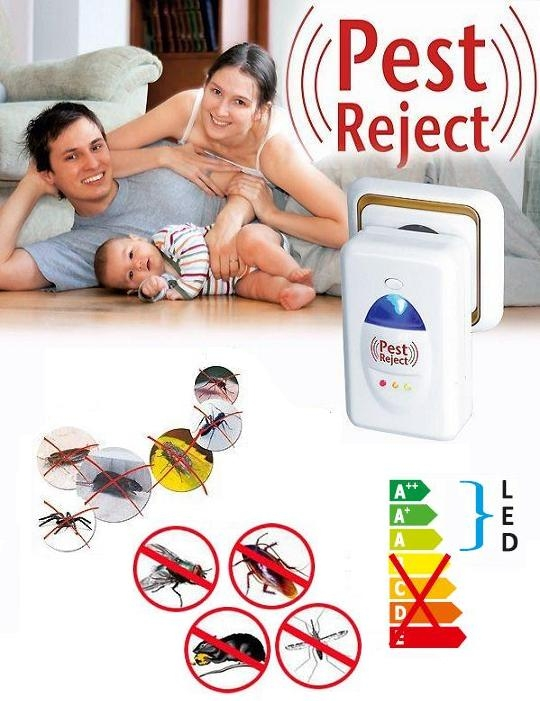 Pest Reject Pack 2 Unidades
