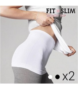 Faja Reductora Fit x Slim vientre y caderas