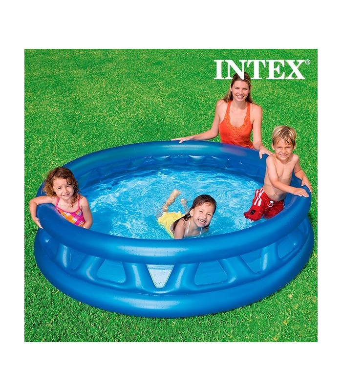 Piscina hinchable para ni os for Piscina hinchable ninos carrefour