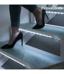 Tubos LED con sensor de movimiento