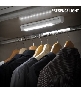 Tubo LED con Sensor de Movimiento Presence Light