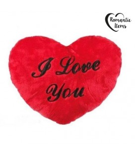 Corazón de Peluche I Love You Romantic Items (35 cm)