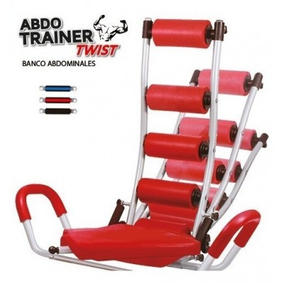 ABDO Trainer Twist - Nuevo AB Rocket Twister