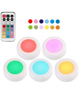 Luces LED de colores Handy Luz