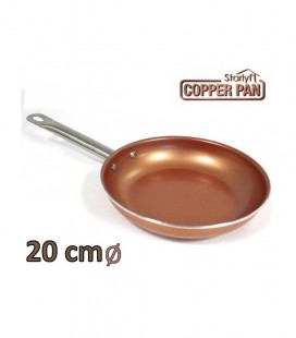 SARTEN COPPER KITCHEN 20CM
