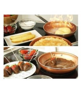 SARTEN COPPER KITCHEN 20CM PACK 2 UNIDADES