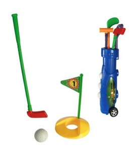 Set de Golf Caddy 9 Piezas